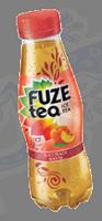 fuze tea pink