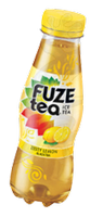 fuze tea yellow