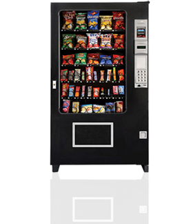 Chips & Snacks Vending Machine Gecko Vending.fw