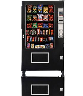 Chips & Snacks Vending Machine Gecko Vending.fw