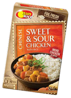 Sunrice sweet sour chicken