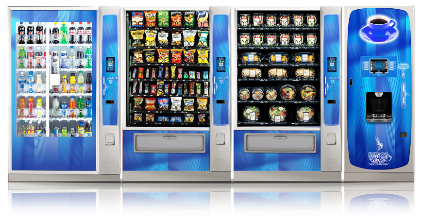 Touch Screen Vending Brisbane