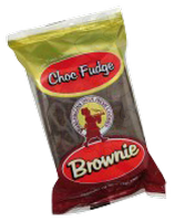 Mrs Higgins Choc Fudge Brownie