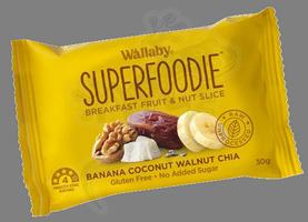 superfoodie banana coconut ww slice_med
