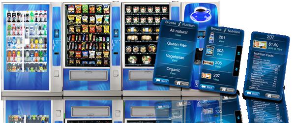 Brisbane vending machines by gecko vending