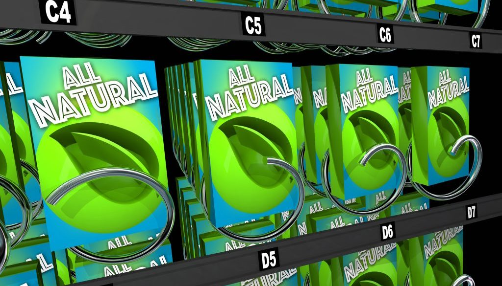Fresh Food Vending Machine