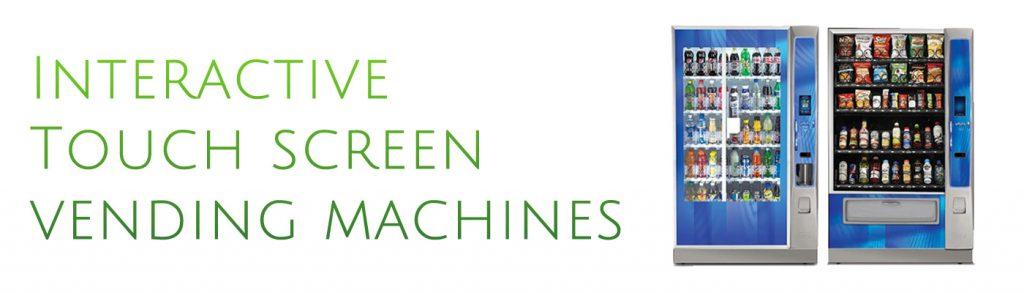 Gecko Vending Interactive Touch Screen Vending Machines Brisbane.fw