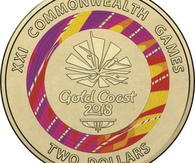 $2 coin gold coast