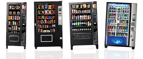 Brisbane vending machines by gecko vending