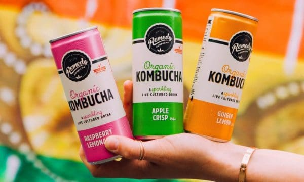 Kombucha Healthy Drink Vending