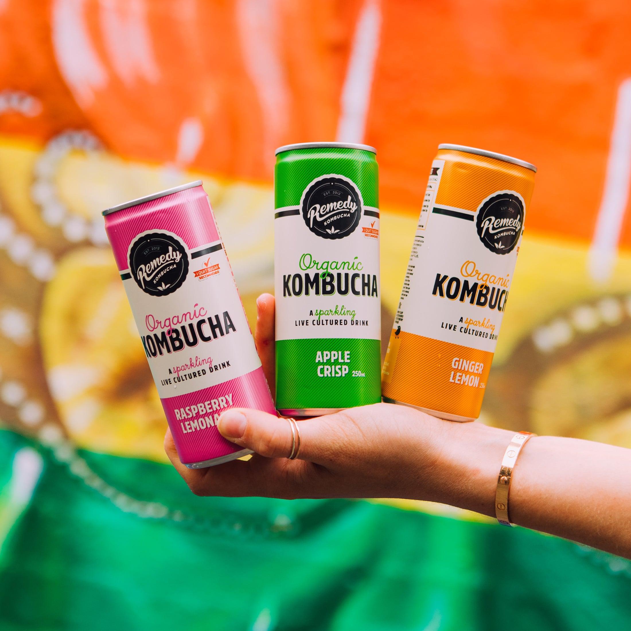 Kombucha Healthy Drink Vending