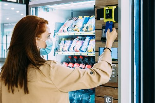 Healthy Vending in a post-pandemic world